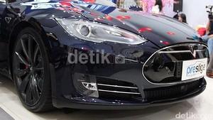 Tesla Luncurkan Model S Anyar Minggu Depan