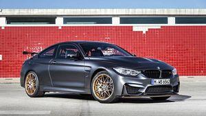 Baru Diproduksi Maret 2016, BMW M4 GTS Sudah Terpesan 700 Unit