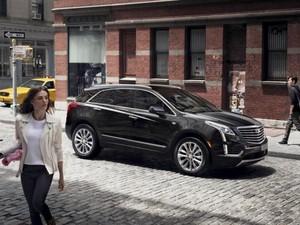 Cadillac Siapkan Crossover Terbaru