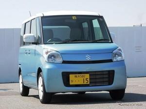 Awal 2016 Suzuki Kurangi Jumlah Produksi Kendaraan di Jepang