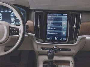 Intip Mewahnya Interior Volvo S90