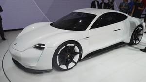 Porsche Siap Jualan Mobil Listrik