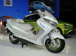 Motor Hidrogen Suzuki