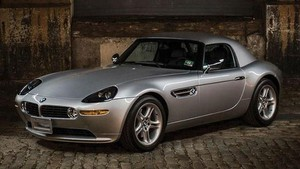 BMW Z8 James Bond Ini Bakal Dilelang