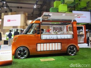 Daihatsu Mau Pamer Mobil Apa Saja di GIIAS?