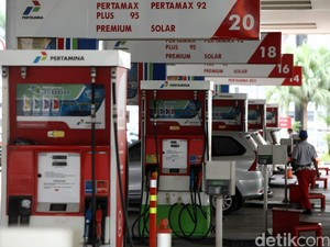 Harga Pertamax Cs Turun Lagi, Kini Rp 7.750/Liter