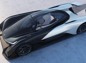 Mobil Listrik Faraday Future Batal Rilis di 2018?