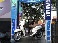 Intip Spesifikasi Yamaha Fino Blue Core