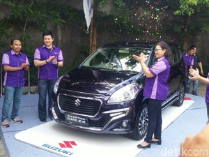 Suzuki Luncurkan New Ertiga Dreza di Makassar