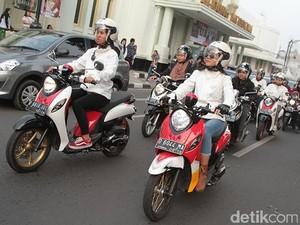 Yamaha Yakin Bisa Jual 2 Juta Motor Tahun Ini