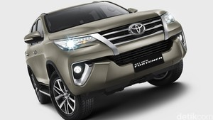 All New Toyota Fortuner Lebih Irit dan Efisien