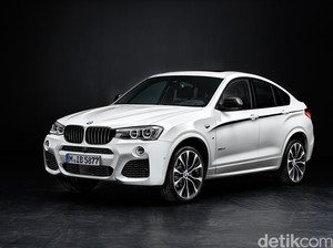 BMW X4 M40i, SUV Sporty Bavaria