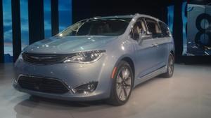 MPV Anyar Chrysler Pacifica
