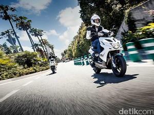 Sudah Selesai Dandan, Yamaha Siap Luncurkan Matik Sport Aerox