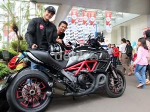 Ducati Diavel, Paling Diburu di Bali