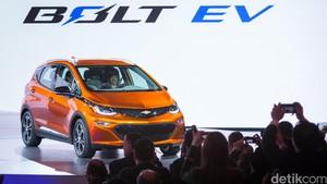 Mobil Listrik Chevrolet Diproduksi Oktober