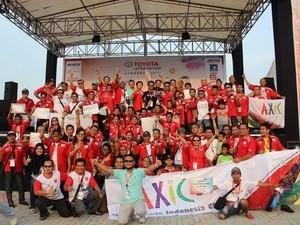 Komunitas AXIC Siap Pesta di Magelang