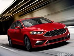 Ford Fusion, Mesin V6-nya Bikin Sedan Lain Ketinggalan