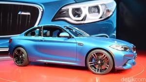 Ini Tampang Mobil Balap Jalanan BMW M2