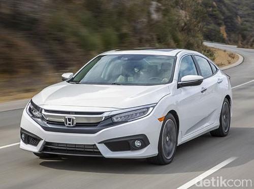 Ini Harga Honda Civic Coupe Terbaru
