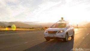 Google Patenkan Sistem Deteksi Darurat Mobil Otonom