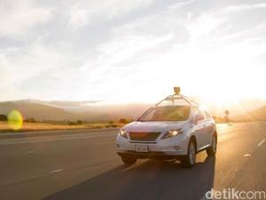 Google Buka Lowongan Penguji Mobil Otonom