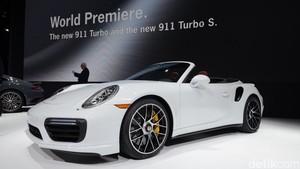 Porsche Siap Produksi Pesaing Ferrari 488 GTB?