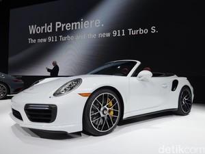 Porsche 911 Paling Ngebut Setara 700 Tenaga Kuda?