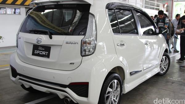 Daihatsu Luncurkan Sirion Sport