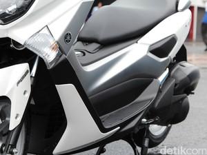 Yamaha NMAX Siap