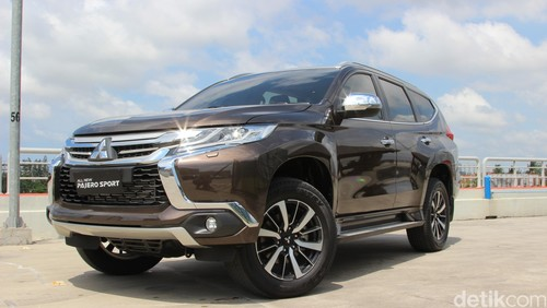 Mitsubishi All New Pajero Sport Meluncur 29 Januari