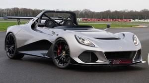 Lotus Tidak Ingin Ketinggalan Kenalkan Mobil Balap Jalanan