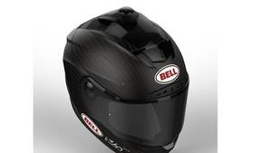 Helm Karbon Ini Dilengkapi Camera 360 Derajat