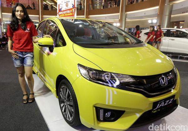 Honda Jakarta Center Gelar Pameran
