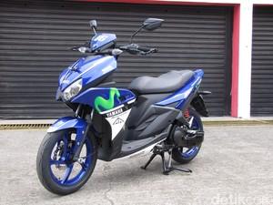Pecinta Yamaha Harap Aerox Bermesin NMAX, Ini Kata Yamaha