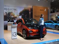 Sejarah Mobil Listrik BMW