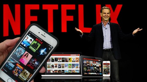 Telkom Group Blokir Netflix