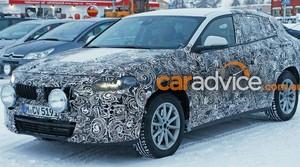 Jelang Peluncuran, BMW X2 Rajin Dites