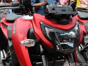 Selain Garansi Mesin, TVS Juga Siapkan Jaringan Diler