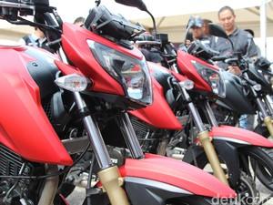 TVS Apache RTR 200 di Indonesia Berbeda dengan India