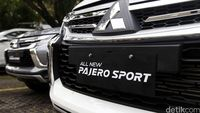 Yang Baru di Mitsubishi Pajero Sport