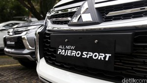 Minus Fitur Canggih di Pajero Sport Versi Indonesia, Ini Alasan Mitsubishi