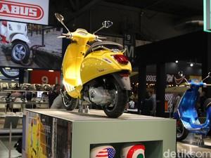 Seluruh Model Vespa di Indonesia Sudah Euro3, Kalau Euro4 Siap?