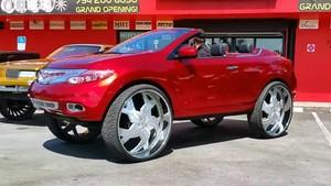 Wow! Mobil Ini Pakai Pelek