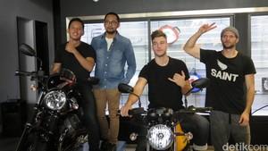 Moto Guzzi Semarakkan IMA 2016, Siap Tempuh Perjalanan 350 Km