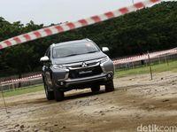 Singkat Merasakan All New Pajero Sport Dakar 4x2