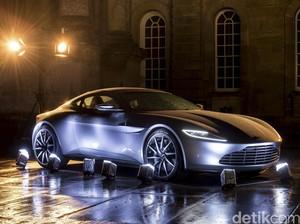 Aston Martin Luncurkan Tujuh Model dalam Tujuh Tahun