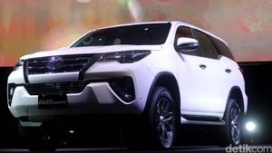 Toyota: All New Fortuner Lebih Irit 10 Persen