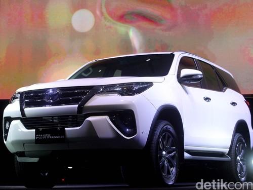 Toyota Keliling Dunia untuk Kembangkan Fortuner Terbaru