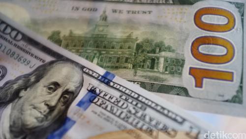 Melemah Lagi, Dolar AS Turun ke Rp 13.500-an